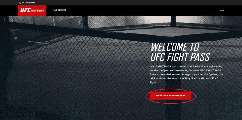 risparmi fantastici scarpe esclusive super economico MMA, cosa offre e come iscriversi a UFC Fight Pass - 4once.it