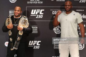 UFC, Joe Rogan infrange il record di Francis Ngannou (video) - 4once it